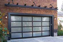 Architectural U0026 Custom Garage Doors. Glass Garage Door
