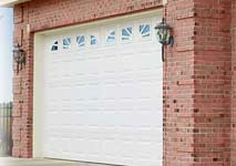 Raised Panel Steel Garage Door