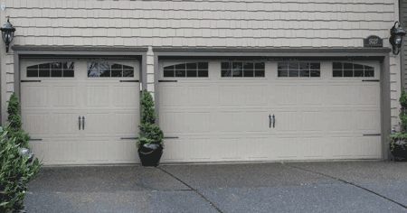 Steel Is Far And Away The Most Popular Garage Door Because It Is Durable,  Maintenance Free And You Can Paint It To Match Your Homeu0027s Exterior Decor.